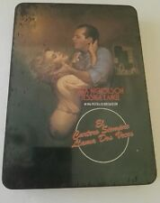 The Postman Always Rings Twice/Steelbook/ DVD + Postals Very Rare