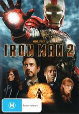 Iron Man 2  - DVD - NEW Region 4