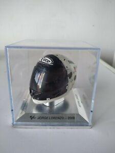 Helmet -Casco Jorge Lorenzo 2009.  40Th Anniversary Of The Moon Landing....