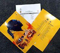 Wolves v Espanyol EUROPA LEAGUE Programme A4 Format + Teamsheet 20/2/20!