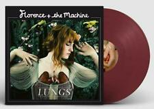 FLORENCE AND THE MACHINE LUNGS 10th ANNIVERSARY COLOURED VINYL -Released 16/8/19