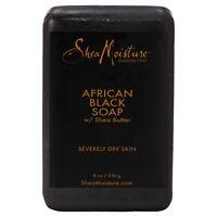 Shea Moisture Coconut & Hibiscus, 100% Virgin Coconut Oil Or African Black Soap