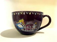 Disney Store - Alice In Wonderland Drink Me Purple Oversized Coffee Mug - New!