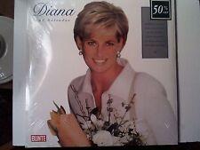 New Sealed - Diana 1998 Calendar - Bunte