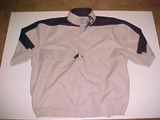 Callaway Golf Sport Men's Brushed Oxford Outerwear XL Windbreaker Rain Vented