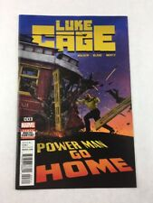 Luke Cage #3 September 2017, Marvel Comic