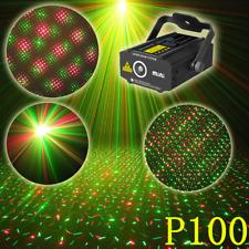 Laser Light RGB LED Aurora Lighting Projector Glowworm Light Bar NightClub Decor