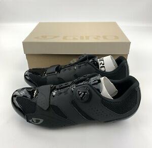 Giro Savix Road Cycling Shoes Men's EU 46 / US 12 Black New