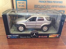 Power Speedy Mercedes-Benz M-class 1/32 Silver By New Ray New