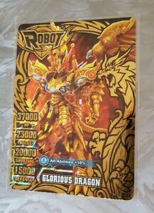 Hero Of Robots New Gen v3 Card Glorious Dragon