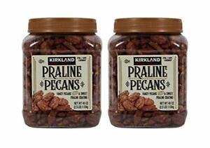 Kirkland Praline Pecans 2.5 lbs(2 Pack)