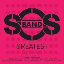 CD de musique funk the band avec compilation