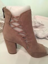 Women's Shoes Size 6 M Jessica Simpson Millo Dress Pump Warm Taupe