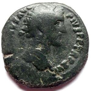 ANTONINUS PIUS - DUPONDIUS - ROMAN COIN