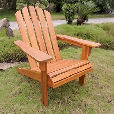 Royal Fiji Acacia Adirondack Chair - Stain