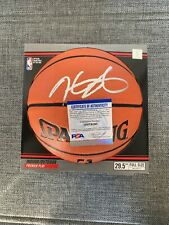 Kevin Durant Signed Nba Replica Game Basketball PSA/DNA