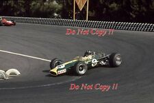 Graham Hill Lotus 49 Mexican Grand Prix 1967 Photograph 2