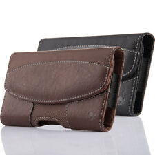 Leather Holster Belt Clip Carrying Case Horizontal Pouch For Apple Iphone 6s/7/8