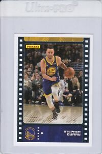 2019-20 Panini Stickers Cards Stephen Curry