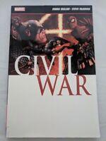 Civil War by Mark Millar & Steve McNiven TPB Marvel Graphic Novel