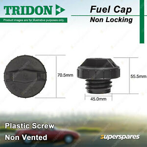 Tridon Non Locking Fuel Cap for Audi A3 A4 A6 A8 Allroad RS6 S3 S4 S6 S8 TT