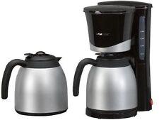 Cafetières à filtre noir