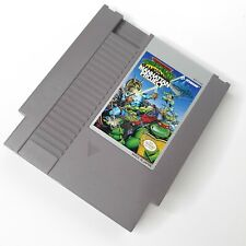 NES TMNT: The Manhattan Project Video Game