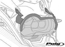 SCHEINWERFERSCHUTZ PUIG SUZUKI DL650 V-STROM 17' KLAR