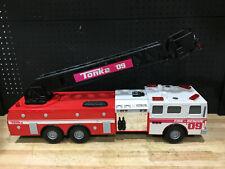 TONKA FIRE ENGINE #06730 - GOOD CONDITION
