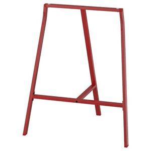 Brand New IKE LERBERG Red Trestle 304.736.39