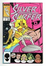 Silver Surfer Vol 3 No 1 Jul 1987 (VFN+) Marvel Comics, Modern Age (1980 - Now)
