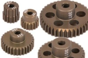 Core RC 48DP Pinion Gears - 1/10th 1/12th RC Cars 15 to 46 tooth *Multi-Listing*