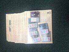 U.S. Columbus Souvenir Sheets 100 Sets of 6 MNH #2624-9 Face Val. $1634.00