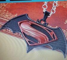 Batman v Superman Alloy Pendent Necklace