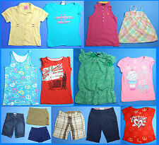 14 Piece Lot of Nice Clean Girls Size 8 Spring Summer Everyday Clothes ss218