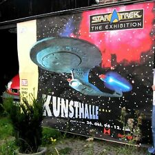 STAR TREK Plakat Poster riesig 1996