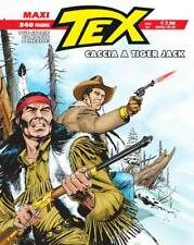 Maxi Tex N° 26 - Caccia a Tiger Jack - Sergio Bonelli Editore ITALIANO #MYCOMICS