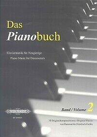 DAS PIANO BUCH Vol 2 Piano Music for Discoverers