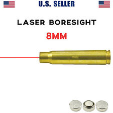 8MM LASER BORESIGHT For Zeroing In Rifle Gun Scope Bore Sight 762 x 54R