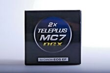 Kenko 2 xteleplus MC7 DGX para Canon EOS EF
