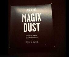 Avon True Color Flawless Mattifying Pressed Powder Light