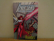 Avengers West Coast Vision Quest John Byrne NEW!