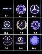Car Door Logo light Benz W240 W203 W208 W209 R171 R172 C119 Projetor 3d
