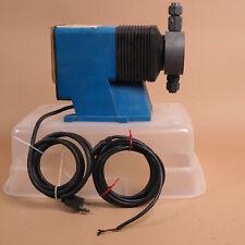 PULSAtron Pulsafeeder LPE4MA-VVC9-XXX Metering Pump 115V 44 GPD 7 LPH 100 PSI
