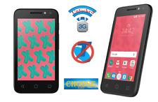 "New Unlocked 3G Alcatel 4034X 4"" Quad Core 4GB Optus Vodafone NO Telstra"