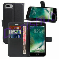 """Luxury Magnetic Flip Cover Stand Wallet Leather Case For Apple iPhone 7 (4.7"""")"""