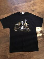 CATS Musical Black T Shirt Men's L Fruit Of The Loom