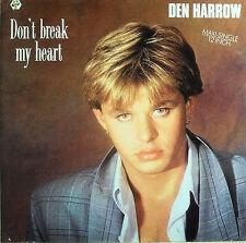 "Il Harrow-Don 't Break My Heart - 12 ""MAXY-Single-Slavati-cleaned - l4110"