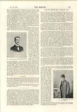 1894 Nat Whittaker Southern League Mr John Hammond Horses Mary Moore's Dresses