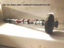 MITSUBISHI L200 motore 4D56U 2.5 DiD KB4T 06 + testa OUTLET ALBERO A CAMME CAM NUOVO di zecca